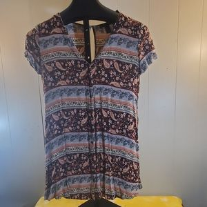 Forever 21 Tunic Top
